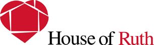 House of Ruth Horizontal Logo
