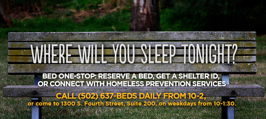 Where Will You Sleep Tonight?